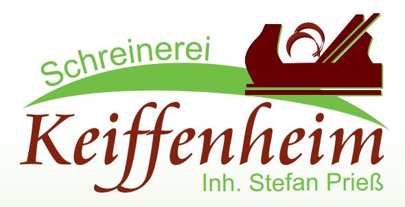 Das Logo der Schreinerei Keiffenheim